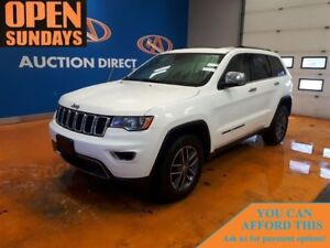 2017 Jeep Grand Cherokee LIMITED! SUNROOF! LEATHER!