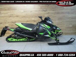 2018 Arctic Cat ZR 8000 SNOPRO ES 137 2439 KM! DEMO  31$/SEMAINE