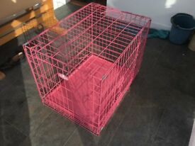 Pet travel cage