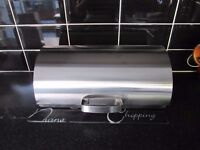 IKEA Stainless Steele Bread Bin