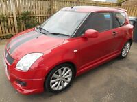 suzuki swift sport 2009 (59)