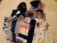 Baby Boy Next Clothes 3-6 months £20