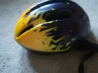 A Nell Cycle Helmet Size M