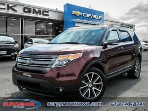 2015 Ford Explorer XLT - 4WD - $233.92 B/W - Low Mileage