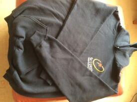 ST. LUKE'S SCIENCE AND SPORT COLLEGE HOODIE - AS NEW CONDITION