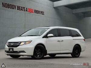 2015 Honda Odyssey EX-L 8 Pass*DARK ED*DVD*Leather*CLEAN