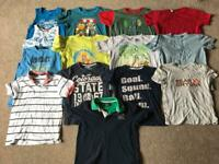 Bundle of Boys Clothes Age 7-8