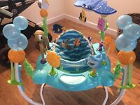 Jumperoo jumparoo Disney finding nemo