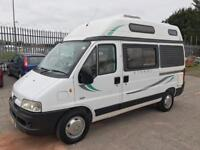 PEUGEOT BOXER 2.0HDI AUTO SLEEPER SYMBOL, 2004/53 PLATE 1 OWNER FROM NEW.