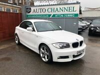 BMW 1 Series 2.0 118d M Sport 2dr£6,995 p/x welcome 1 YEAR FREE WARRANTY. NEW MOT