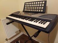 Yamaha PSR-240 Keyboard with Stand