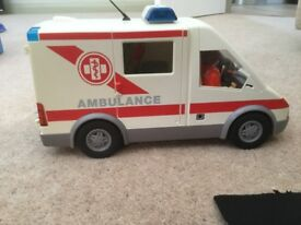 Playmobil 4221 City Action Emergency Ambulance