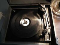 Vintage fidelity HF 45 record player