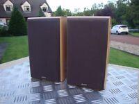 Denon Book shelf speakers
