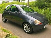 57 Ford Ka 1.3i Collection with April 2018 MOT & High Spec