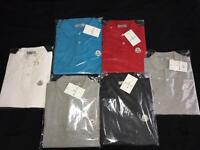 Boys And Mens Moncler Polo Shirts All Sizes Available !!!