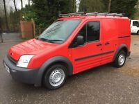 2006 ford transit connect/ 12 MONTHS MOT