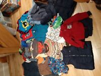 Bundle of 3-4 Boys Clothes