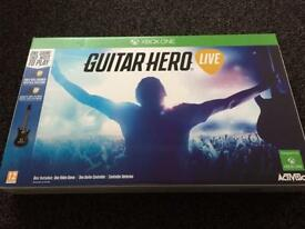 Guitar Hero Live for X box One