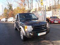 Land Rover Discovery 3 2.7 TD V6 XS Panel Van 5dr 13 SERVICE STAMPS 09/09 NO VAT