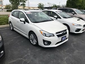 2013 Subaru Impreza 2.0i Limited Package Leather Trim - Limit...