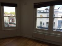 Two double bedroom Large split level flat