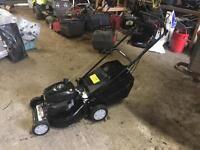 Lawn king self propelled petrol lawnmower