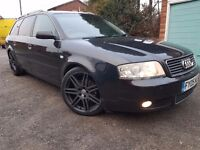 AUDI A6 1.9 TDI FINAL EDITION 05 PLATE VERY GOOD CONDITION