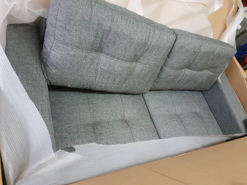 brand new fabric sofa can deliver