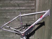 Apollo XC26SE Aluminium Mountain Bike Frame