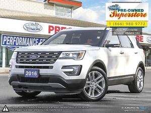 2016 Ford Explorer Limited***one owner***
