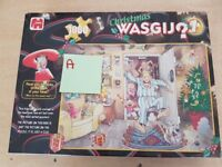 jigsaws-wasgij for sale collected or posted-see photos