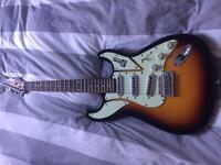 2004 Burns of London Cobra Electric Guitar 3-Tone Sunburst