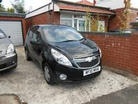 For Sale - Chevrolet Spark 1.0 LS 5 door, 2010 Reg, Gen 15000 miles. one lady owner from new