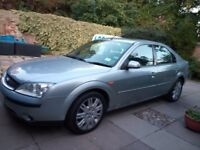 FORD MONDEO AUTOMATIC LONG MOT 1 PREV OWNER