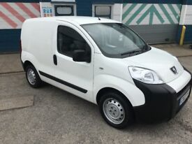 Lovely Peugeot Bipper 1.3 HDi 75 S, 2013, only 32,000 miles in immaculate condition inside and out.