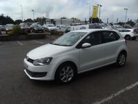 2010 10 VOLKSWAGEN POLO 1.4 SE 5D 85 BHP **** GUARANTEED FINANCE **** PART EX WELCOME ****