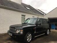 2005 Range Rover Vogue TD6 - Black