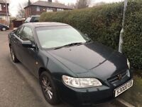 HONDA ACCORD COUPE 3.0 AUTO 41000 MILES FROM NEW