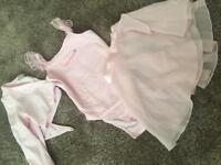 Baby ballet leotard