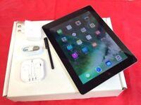 Apple iPad 4 64GB WiFi + Cellular, Black, +WARRANTY, NO OFFERS