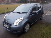 2009 Suzuki alto 1.0 sz3. 5 door. £20 tax. Low miles. MOT.