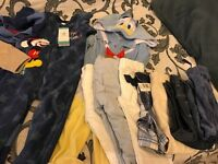 Baby boy boundle of clothes size 6-9 months (new/very good condition)