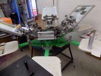 Ryonet Screen Printer £2499