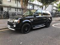 Range rover sport 2.7 diesel full 2012 autobiography conversion