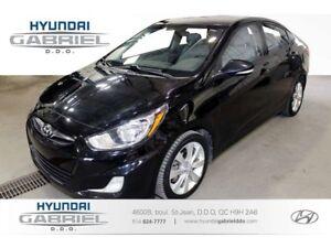 2013 Hyundai Accent GLS 4-Door GLS, JAMAIS ACCIDENTÉ, UN