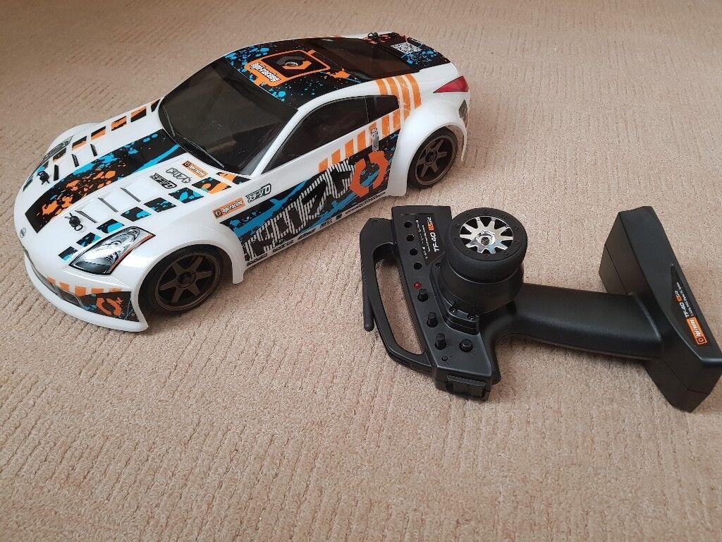 Brand New Drifting RC Car - HPI Racing Nissan 350z RRP £210!