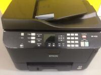 Epson PRO WP-4535 DWF All-in-One Inkjet Printer - Parts not Working