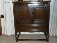 Ercol Old Colonial Credence Cupboard FINAL REDUCTION!