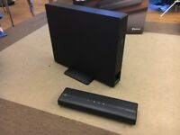 Philips Fidelio B1 Soundbar, small but powerful home cinema speaker in excellent condition. RRP £450